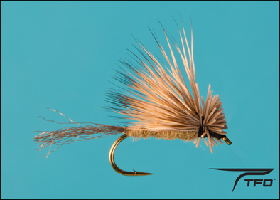 Caddis Trailing Husk Tan | TFO - Temple Fork Outfitters Canada