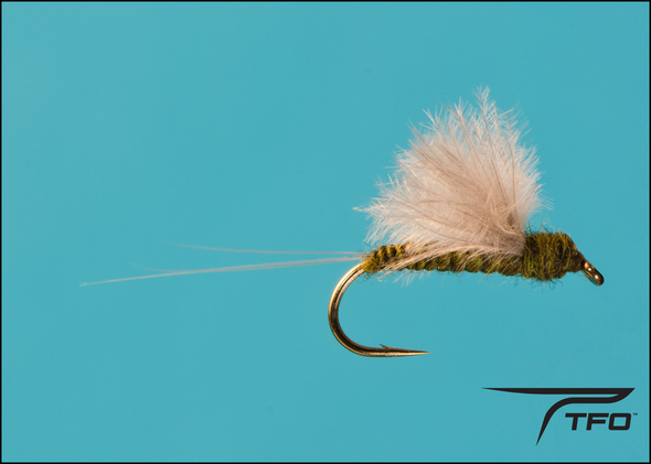 CDC Floating Nymph B.W.O.. | TFO - Temple Fork Outfitters Canada