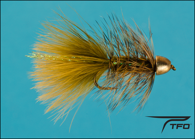 Conehead Krystal Bugger Olive | TFO - Temple Fork Outfitters Canada
