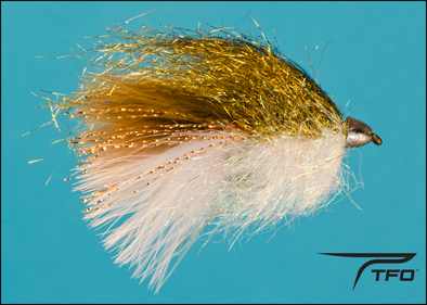 Conehead Sparkle Minnow/Sculpin | TFO - Temple Fork Outfitters Canada