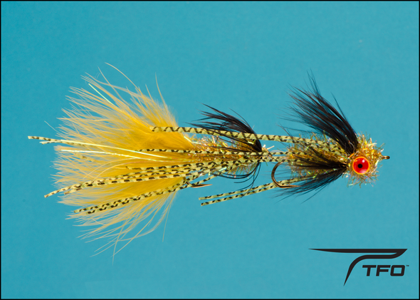 Circus Peanut Olive | Flies | Temple Fork Outfitters