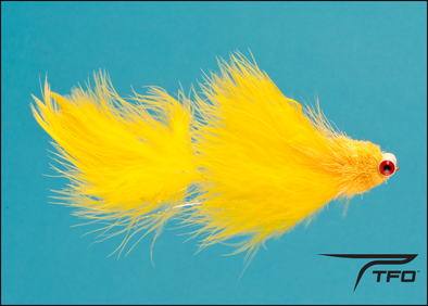 CONRAD SCULPIN YELLOW | TFO - Temple Fork Outfitters Canada