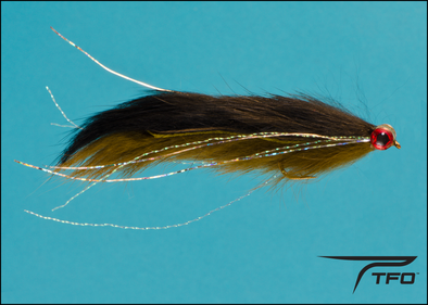 Double Bunny Black/Olive | TFO - Temple Fork Outfitters Canada
