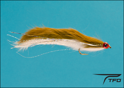 Double Bunny Olive/White | TFO - Temple Fork Outfitters Canada