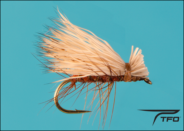 Caddis Elk Wing Brown | TFO - Temple Fork Outfitters Canada