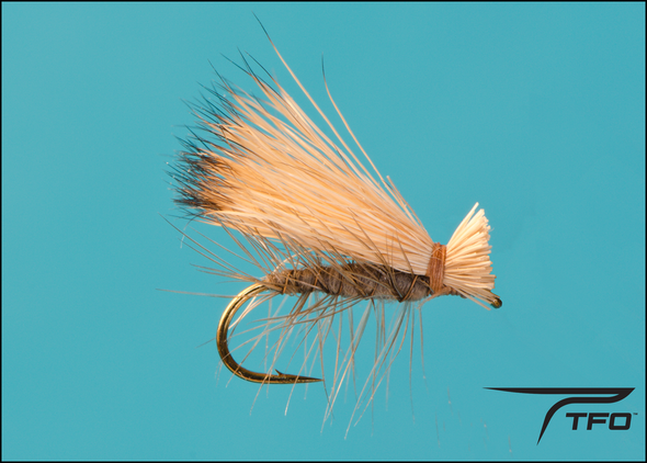 Caddis Elk Wing Gray | TFO - Temple Fork Outfitters Canada