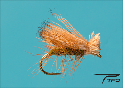 Caddis Elk Wing Olive | TFO - Temple Fork Outfitters Canada