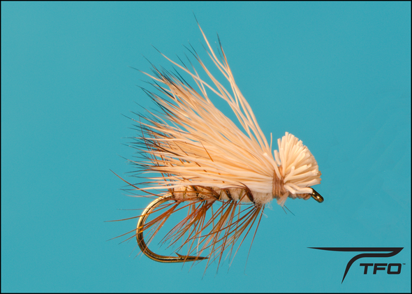 Caddis Elk Wing Tan | TFO - Temple Fork Outfitters Canada