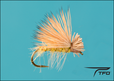 Caddis Elk Wing Yellow | TFO - Temple Fork Outfitters Canada