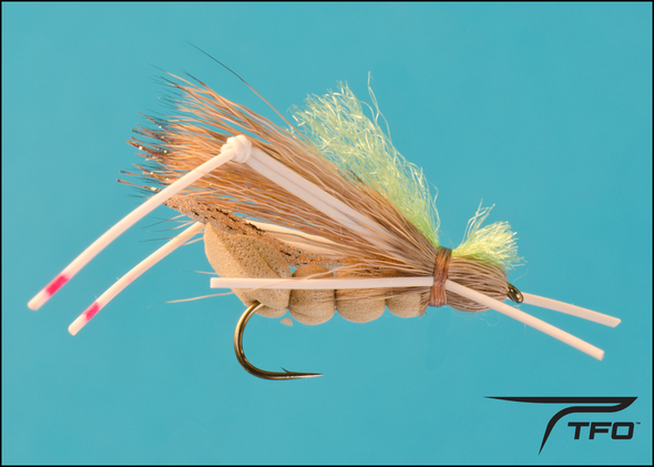 Hopper Indicator Tan | TFO - Temple Fork Outfitters Canada