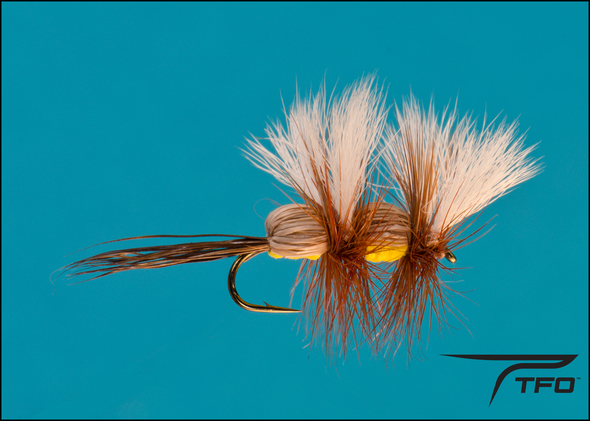 Humpy Double Yellow | TFO - Temple Fork Outfitters Canada