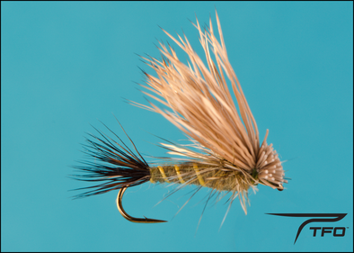 Hairwing Green Drake Fly fishing nymph | TFO - Temple Fork Outfitters Canada