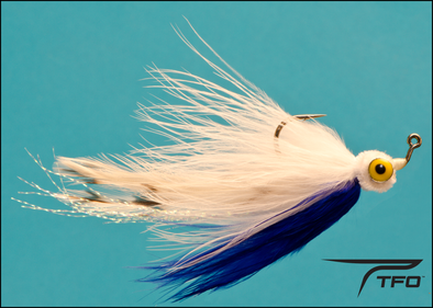 Mini Marabou Deceiver Light Blue