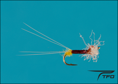 Spinner Rusty With Egg Sac | TFO - Temple Fork Outfitters Canada