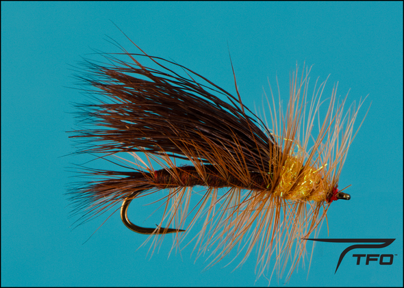 Stimulator Brown | TFO - Temple Fork Outfitters Canada