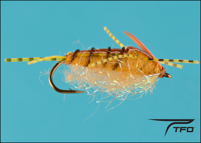 stone ice golden Fly fishing nymph | TFO - Temple Fork Outfitters Canada