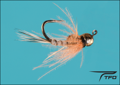 Tungsten Beadhead Jig Mayfly Nymph Fly fishing nymph | TFO - Temple Fork Outfitters Canada