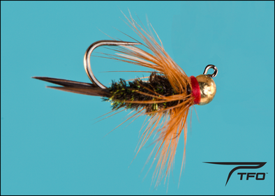 Tungsten Beadhead Jig Prince Nymph Fly fishing nymph | TFO - Temple Fork Outfitters Canada