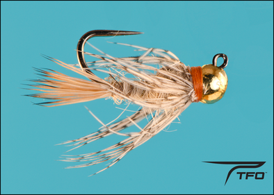 Tungsten Beadhead Jig Hares Ear Soft Hackle Fly fishing nymph | TFO - Temple Fork Outfitters Canada