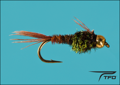 Tungsten Beadhead Pheasant Tail Nymph | TFO - Temple Fork Outfitters Canada