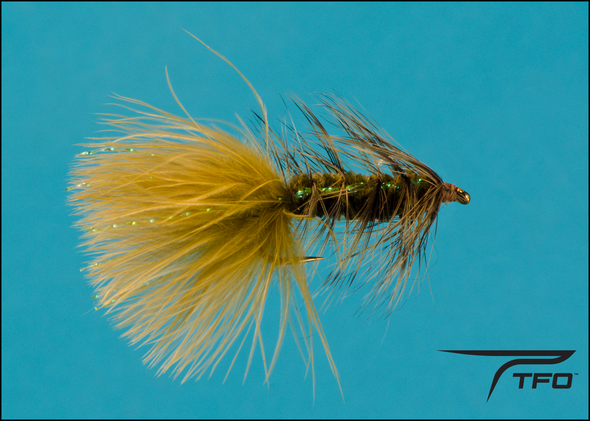 Woolly Bugger Olive | TFO - Temple Fork Outfitters Canada