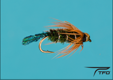 Beadhead Zug Bug Nymph Fly fishing nymph | TFO - Temple Fork Outfitters Canada
