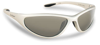 Flying Fisherman Key West  Sunglasses:Silver - Frame, Smoke - Lens