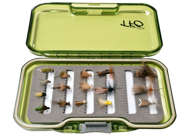Fly Selection Caddis Flies