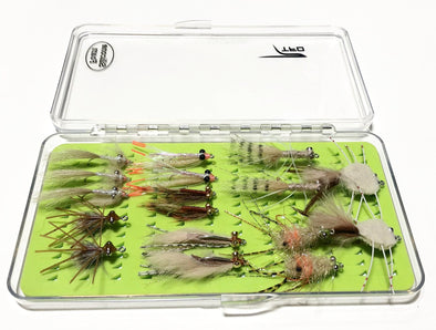 Fly Selection Saltwater Flies