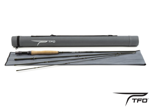 TFO Legacy fly rod complete picture