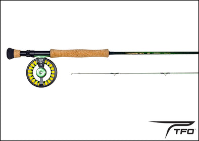 TFO NXT LA Series 2 pc. Fly Rod, Reel, Line Combos