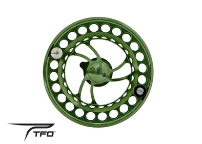 TFO BVK Green Spare Spool Photo