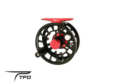 TFO NV Fly Reel back 1 view