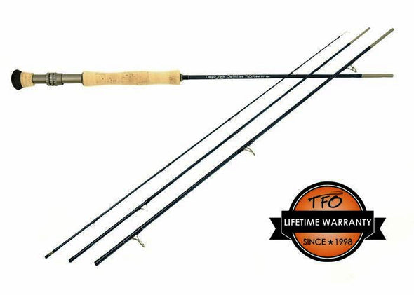 TFO TiCr-X Series Fly Rods (Now On Sale 30% Off)