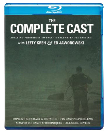 The Complete Cast - DVD & Blue-ray Discs