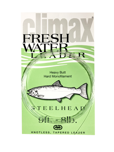 Climax Steelhead Leaders (On Clearance)