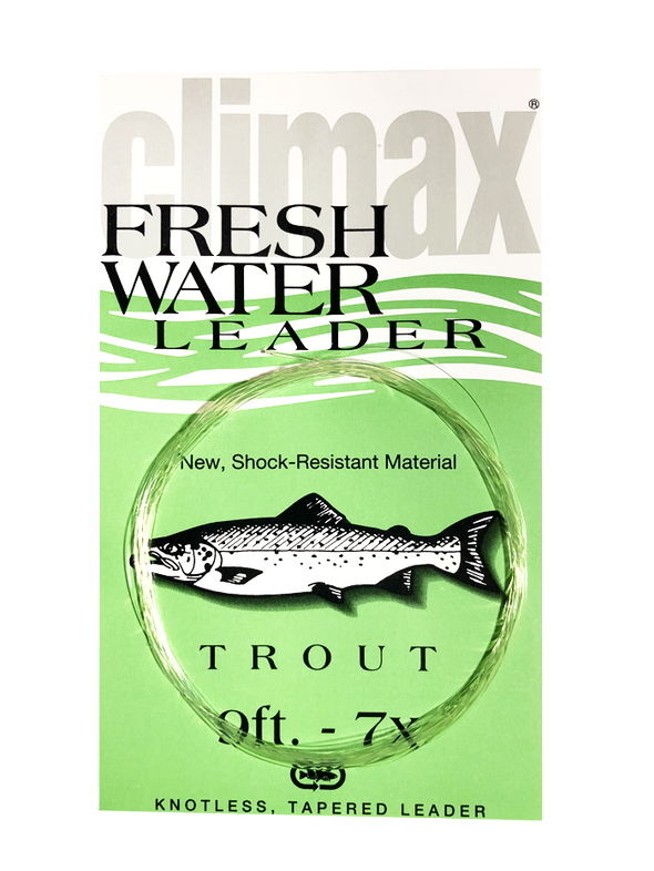 Climax Trout Leaders(On Clearance)