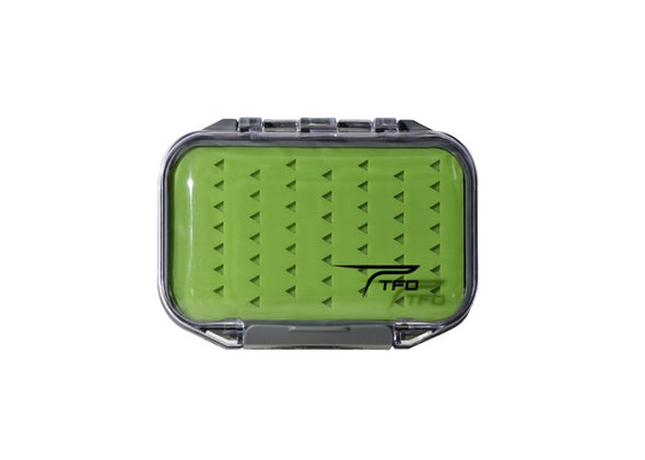 TFO Double Sided Waterproof Slit Silicone Fly Box