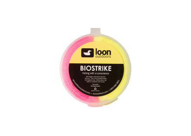 Loon Bio Strike yellow pink