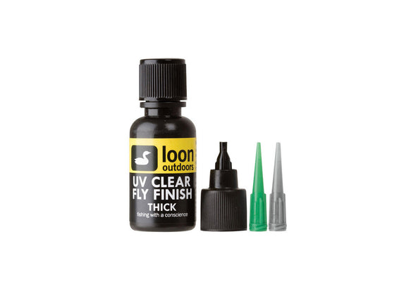 Loon UV Clear Fly Finish-Thick 1/2oz