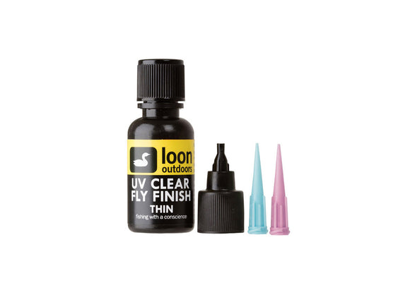 Loon UV Clear Fly Finish-Thin 1/2 oz