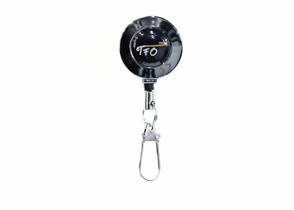 TFO Pin On Metal Retractor Reel | TFO - Temple Fork Outfitters Canada