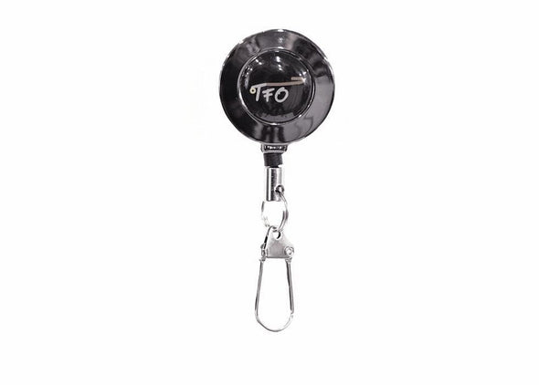 TFO Clip On Metal Retractor Reel | TFO - Temple Fork Outfitters Canada