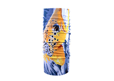 Sungear Face Covering 3D Brown Trout Head