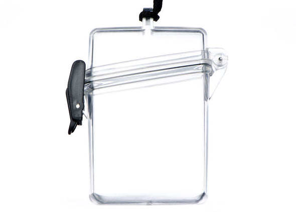 Clear Waterproof Case | TFO - Temple Fork Outfitters Canada