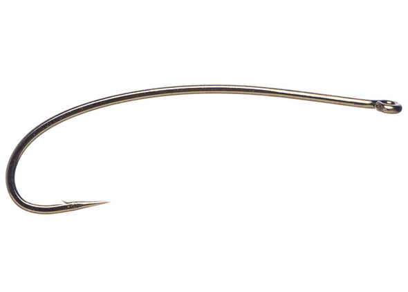 Daiichi 1270 Multi-Use Curved Hook - Bronze | TFO - Temple Fork Outfitters Canada