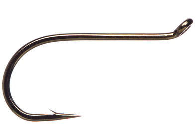 Daiichi 1330 Short-Shank Dry Fly Hook - Up Eye | TFO - Temple Fork Outfitters Canada