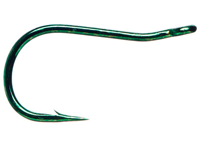 Daiichi 2174 Multi-Use Wet Fly Hook - Green | TFO - Temple Fork Outfitters Canada
