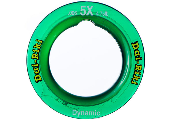 Dai-Riki Dynamic Spring Creek Tippet | TFO - Temple Fork Outfitters Canada