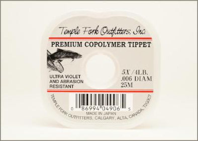 TFO Tippet | TFO - Temple Fork Outfitters Canada